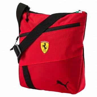 fee453d5dea93 Torba Puma Ferrari Fanwear czerwona 74777 01