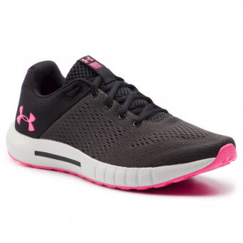 Buty Under Armour W micro G Pursuit czarne 3000101 005